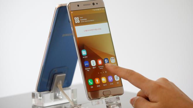 Samsung sustituirá los Galaxy Note 7 defectuosos a partir del 19 de septiembre