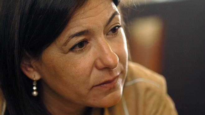 Ángela Rodicio da voz a la esclavas sexuales de la Yihad