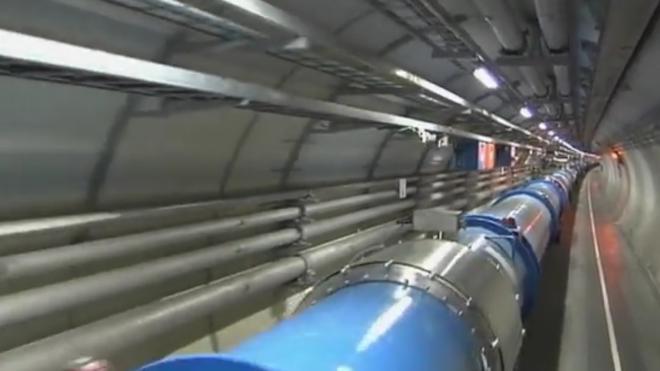 Preparan el acelerador de partículas que sucederá al Gran Colisionador de Hadrones