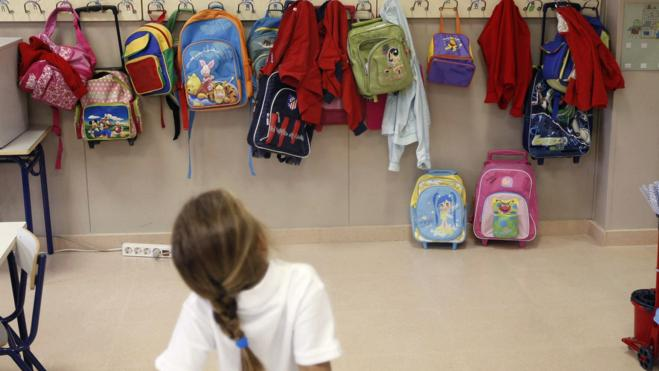 Los padres de la concertada gastan en educación el doble que en la pública