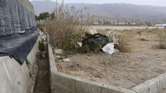 Los huesos hallados en El Ejido podrían ser de una mujer desaparecida en 2009
