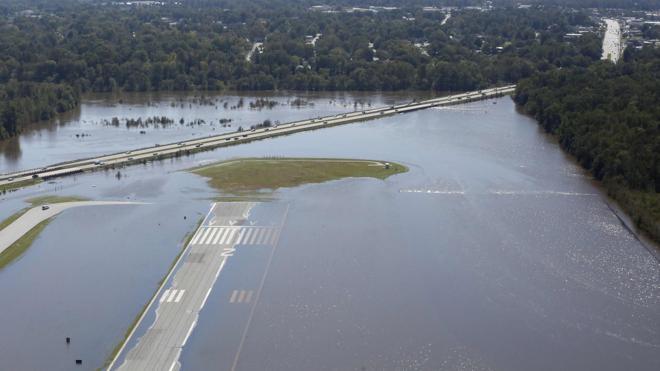 Al menos 36 personas han muerto en EE UU por los efectos del huracán Matthew