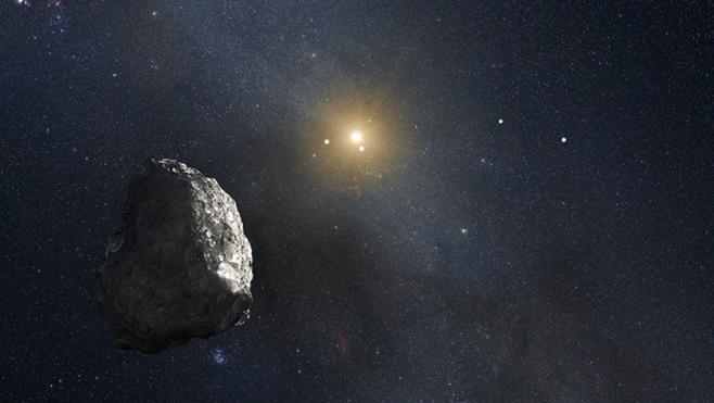 Astrónomos descubren un lejano mundo en los confines del Sistema Solar