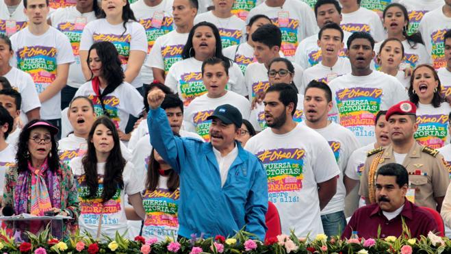 Ortega busca un nuevo mandato en Nicaragua