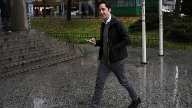 El pequeño Nicolás vuelve a negarse a declarar ante el juez Zamarriego
