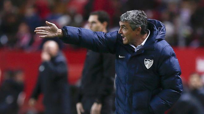 Juande Ramos dimite como entrenador del Málaga