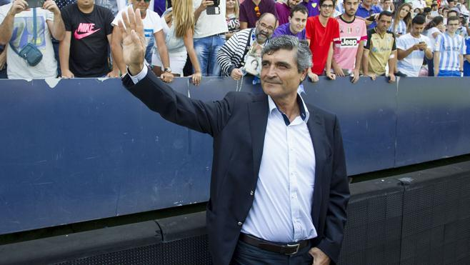 Juande Ramos ya no es entrenador del Málaga