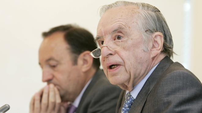Muere José Ángel Sánchez Asiaín, expresidente del BBV