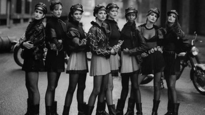 Lindbergh, fotografiar la moda