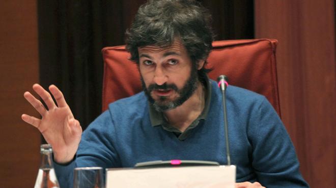 Oleguer Pujol regularizó los cobros por la venta de sucursales del Santander en 2012