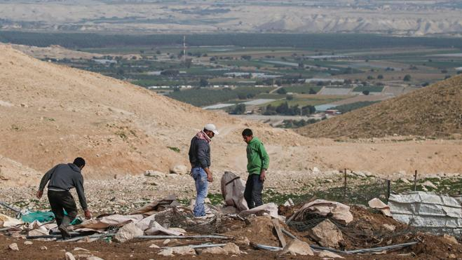 Bajo el efecto Trump, Israel aprueba la construcción de 2.500 viviendas en Cisjordania