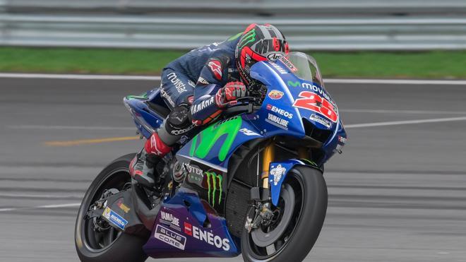 Iannone, el más rápido en los test de Malasia