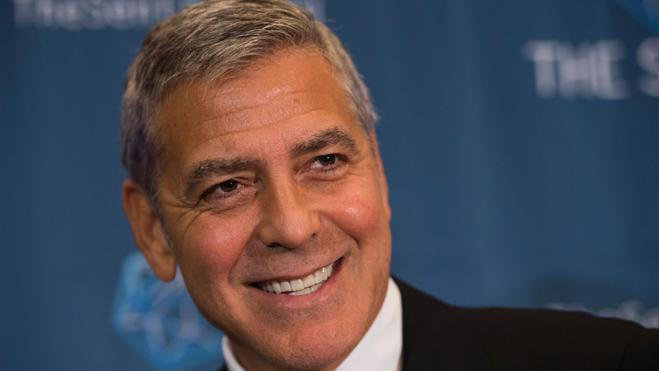 George Clooney recibirá el César de honor en los premios del cine francés