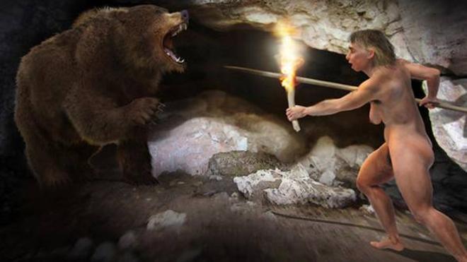Neandertales y sapiens cazaban de la misma forma en la cueva cántabra de Covalejos