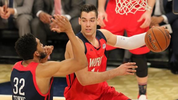 Willy Hernangomez./