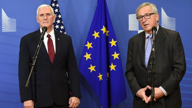 Juncker asegura a los británicos que la factura del 'Brexit' será «muy cara»