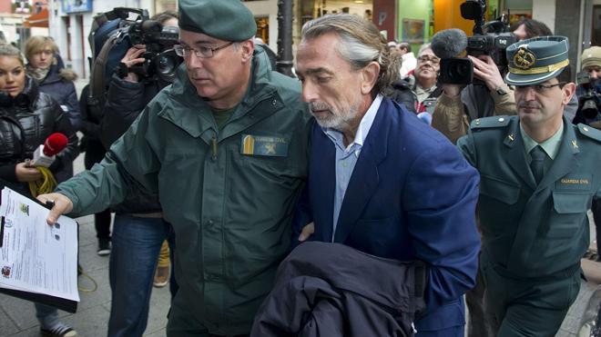 La claustrofobia de Francisco Correa no le librará de declarar por la 'caja B' del PP