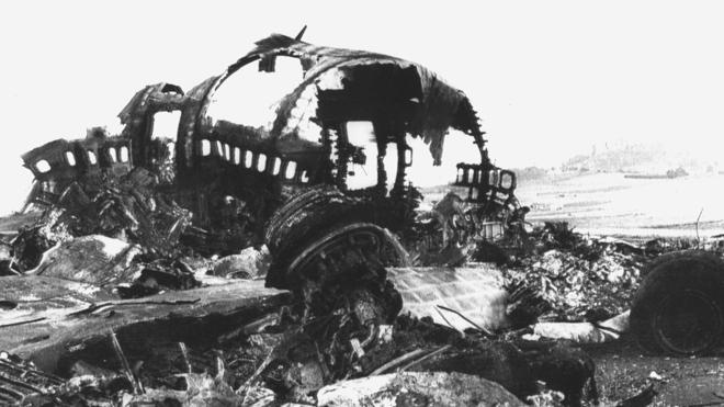 El peor accidente de la historia de la aviación cumple 40 años