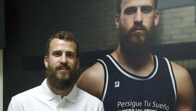 Sergio Rodríguez: «Quiero seguir en la NBA y estar con España en el Europeo»