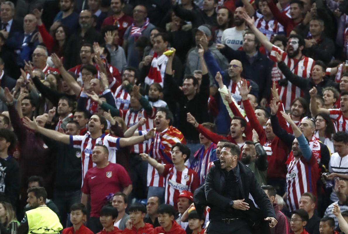 El Calderón se toma la última de Champions