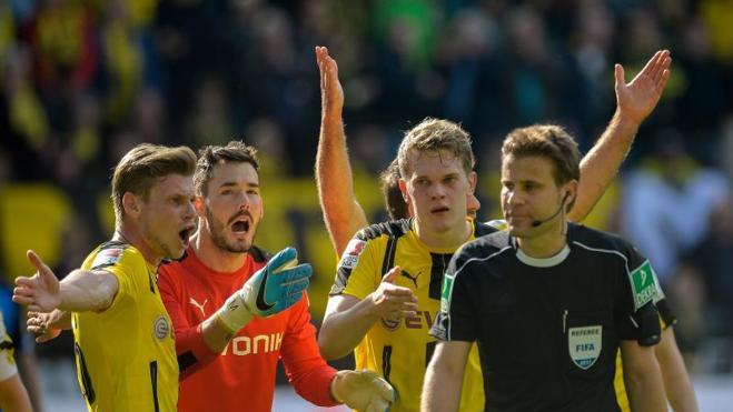 El alemán Felix Brych dirigirá la final de la Champions