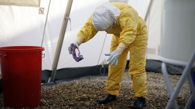 Logran un nuevo avance prometedor contra el virus del Ébola