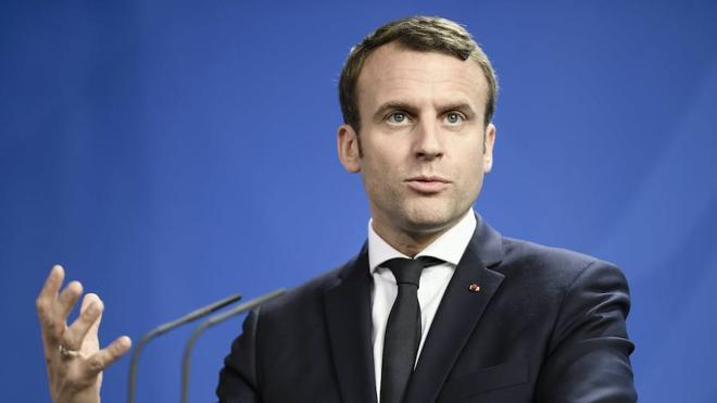 Macron, sobre el Acuerdo de París: «No hay plan B porque no hay planeta B»