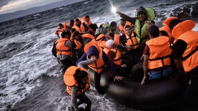 Veinte personas por minuto se han convertido en refugiadas en 2016