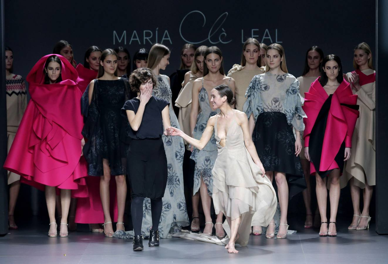 María Clé, triunfa en la Madrid Fashion Week