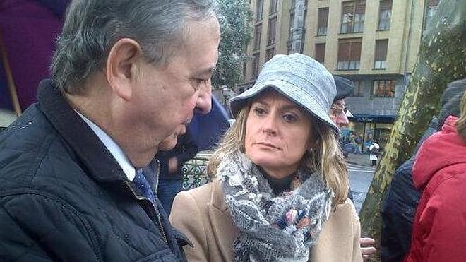 Amaia del Campo aspira de nuevo por el PNV a la alcaldía de Barakaldo