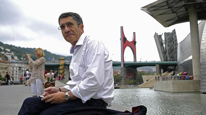 Patxi López, el líder del PSE desde 2002