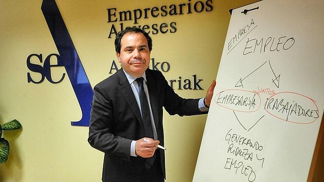 SEA y Bankia firman una línea de financiación de 100 millones para las empresas alavesas