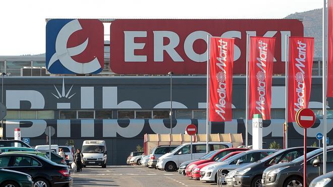 Eroski propondrá a sus socios que asuman 34 millones de los 168 perdidos el pasado año