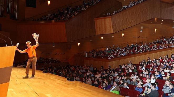 El Euskalduna confía en la comedia y el musical para llenar en Aste Nagusia