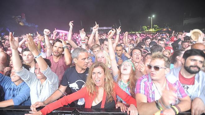 BBK Live agota todas las entradas y marca el récord de asistencia con 120.000 personas