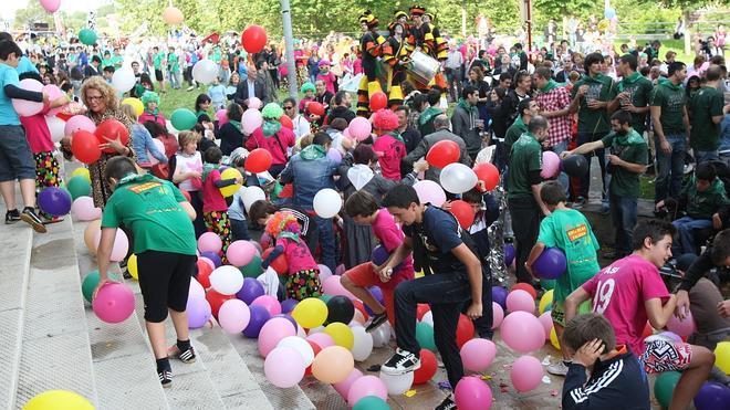 Programa de fiestas de San Juan en Leioa