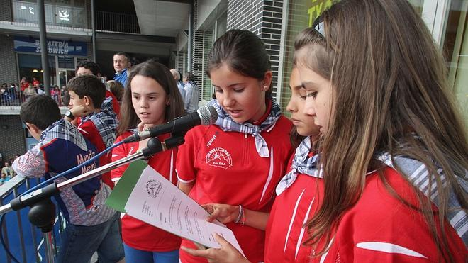 Programa de fiestas de San Juan en Muskiz