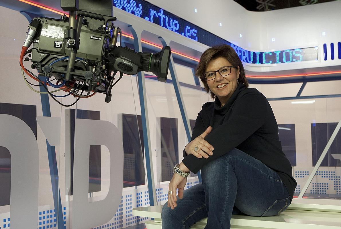 María Escario, con los días contados en los informativos