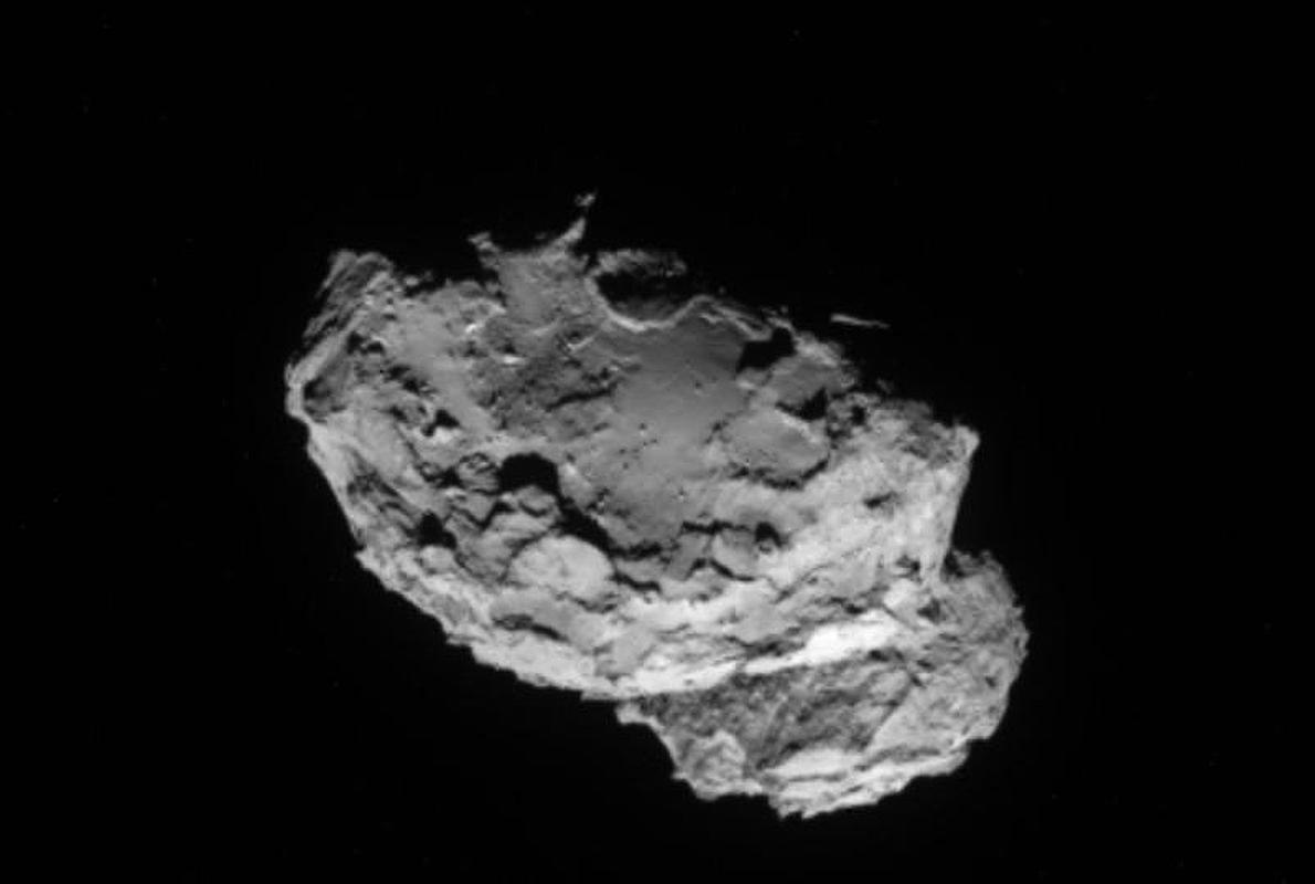 'Rosetta' llega a su destino