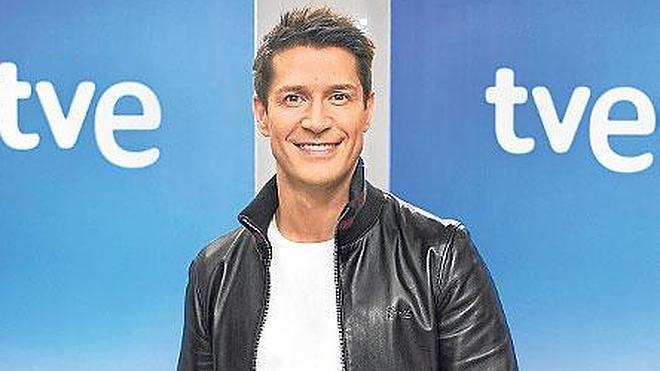 Cantizano, al nuevo 'talent show' de TVE