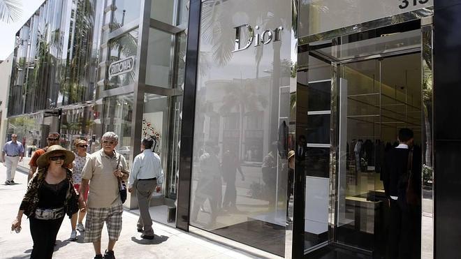De compras por las calles más lujosas del mundo
