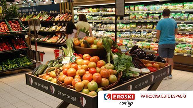 Eroski realiza compras al sector primario por valor de 691 millones de euros durante el primer semestre del año