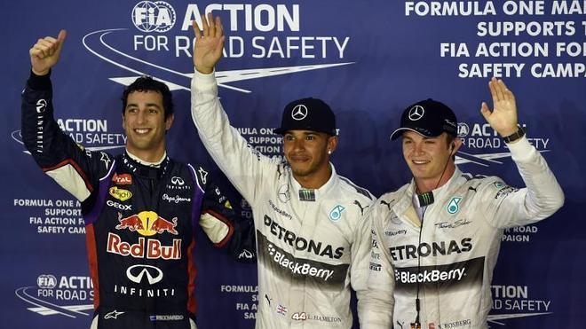 Lewis Hamilton consigue la pole en Singapur