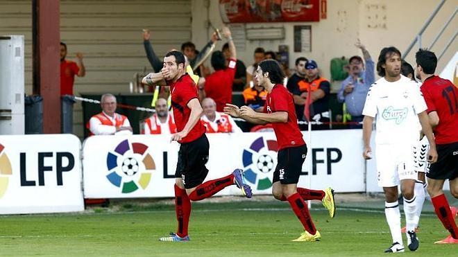 Urko Vera: «Me emocioné cuando acabó el partido y Anduva se puso a cantar»
