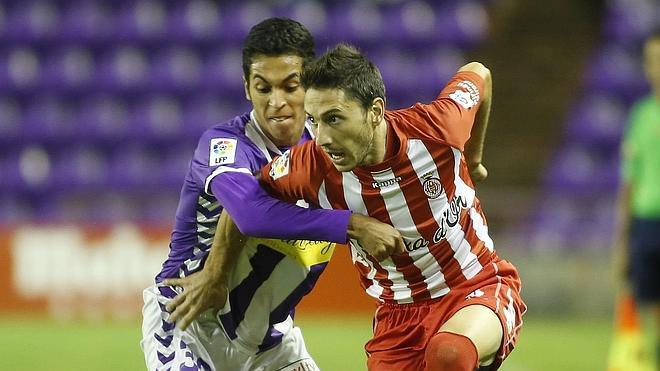 El Girona da la vuelta a la tabla