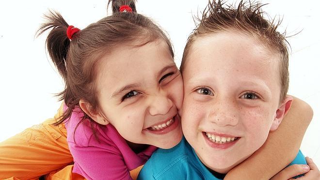 Las claves para conseguir niños felices