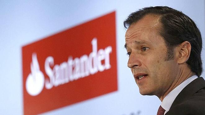 El Santander no habla de su asesor Rodrigo Rato
