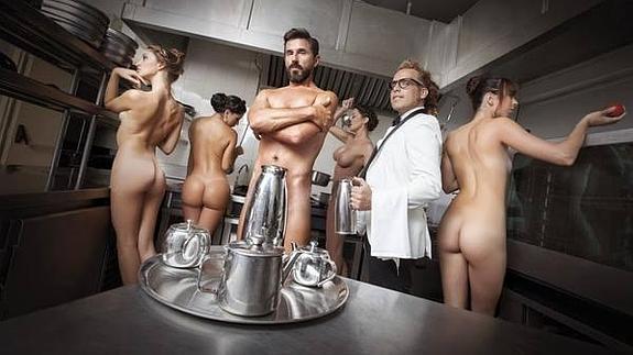 Santi Millán Se Desnuda Para Torito El Correo