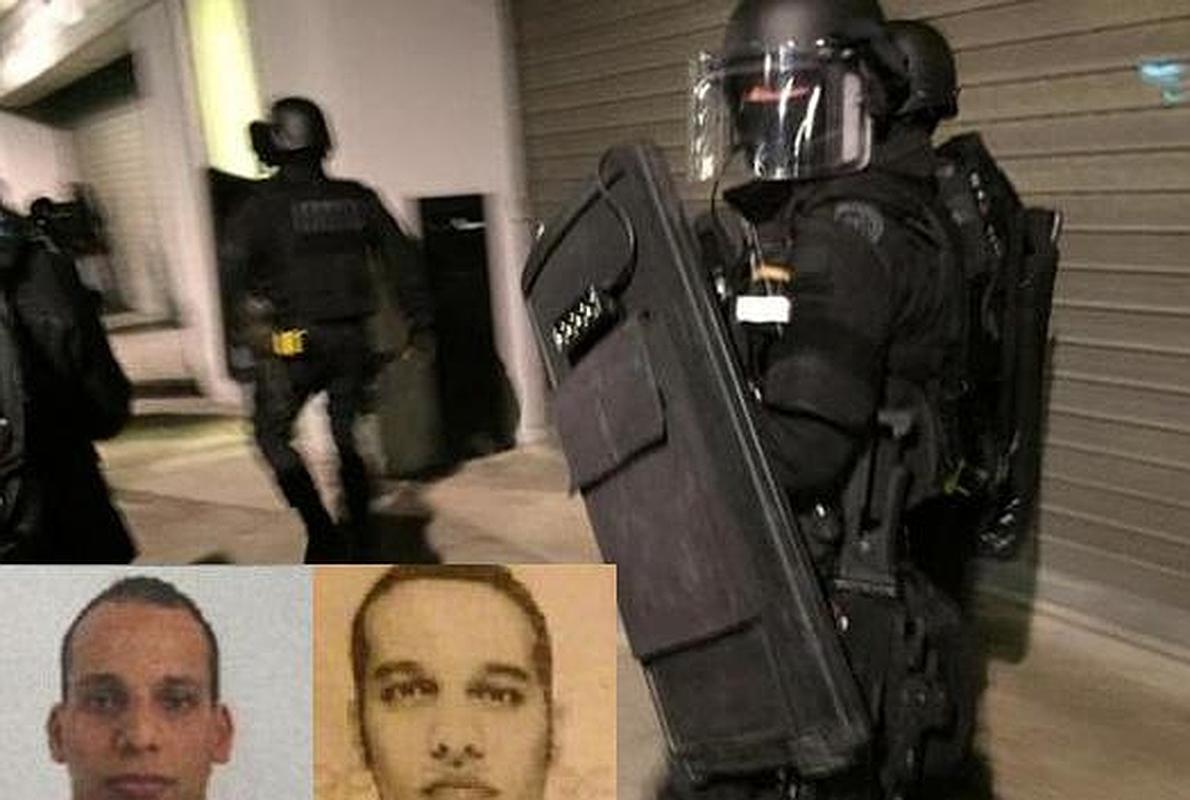 La Policía francesa estrecha el cerco sobre los terroristas de París