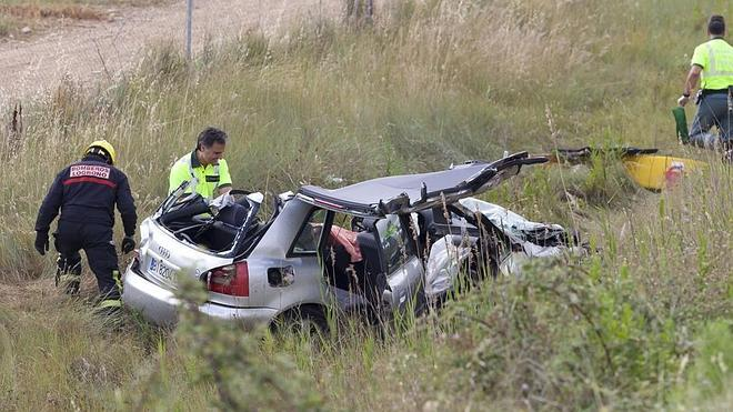 La Rioja cerró 2014 con nueve muertos en la carretera, la cifra más baja del último decenio